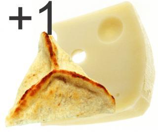 Mista c/ Queijo fechada ( Combine dois sabores )